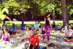 stage de yoga Aubagne